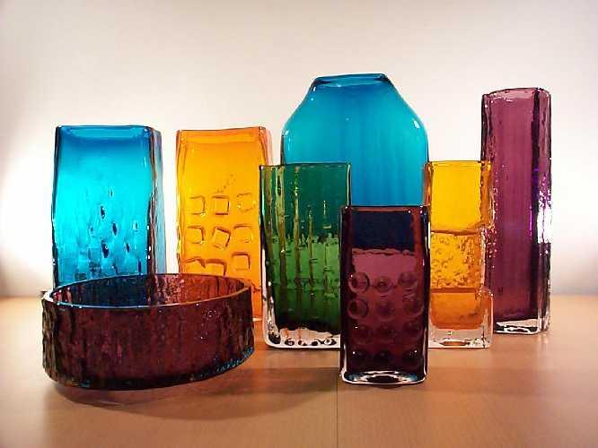 Geoffrey Baxter Whitefriars Glass Joe Blogs