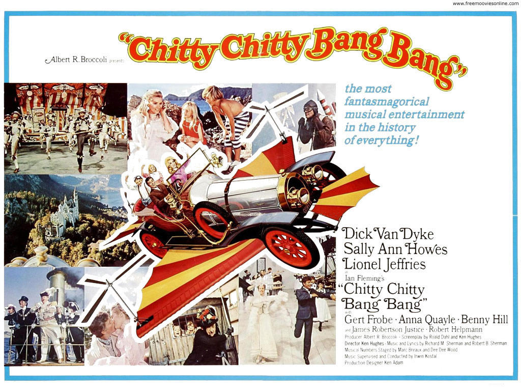 Chitty Chitty Bang Bang (1968) : Joe Blogs