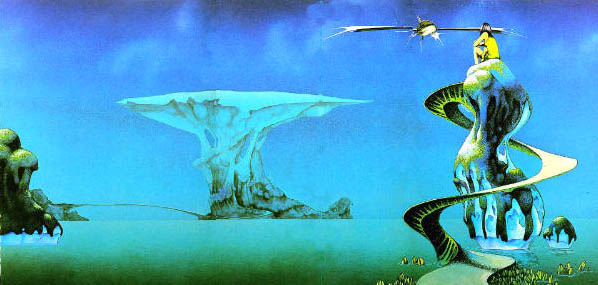 Roger Dean & Storm Thorgerson | Joe Blogs