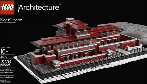 Lego Architecture... (1/5)
