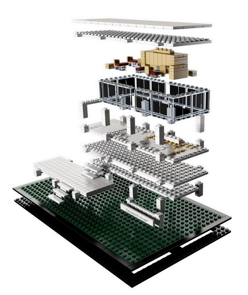 Lego Architecture... (3/5)