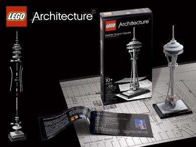 Lego Architecture... (4/5)