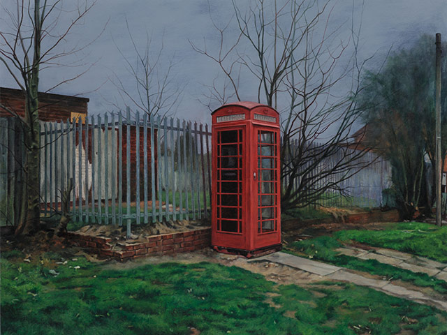 George Shaw (He really should have won...) (2/6)