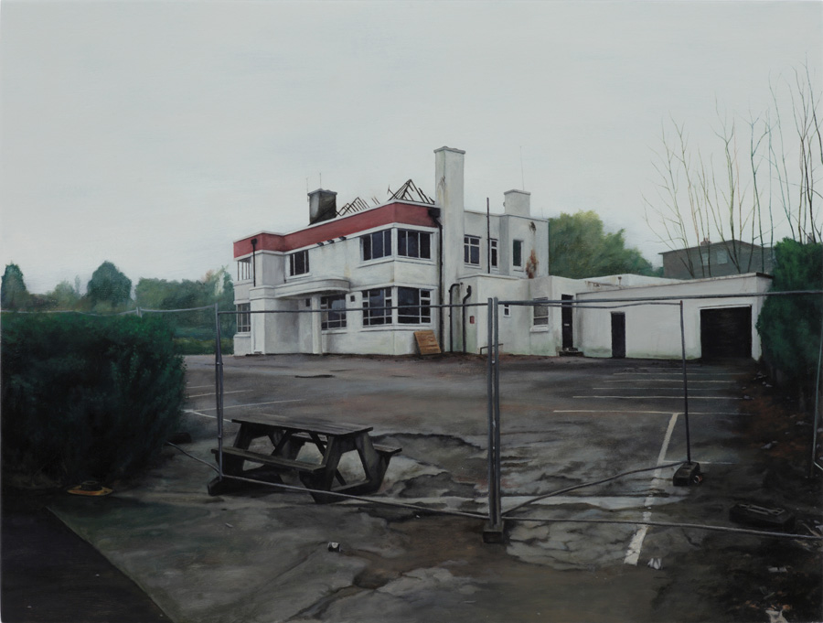 George Shaw (He really should have won...) (4/6)