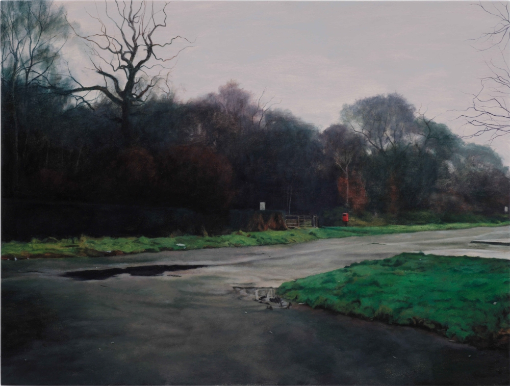 George Shaw (He really should have won...) (1/6)