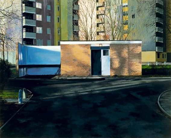 George Shaw (He really should have won...) (3/6)