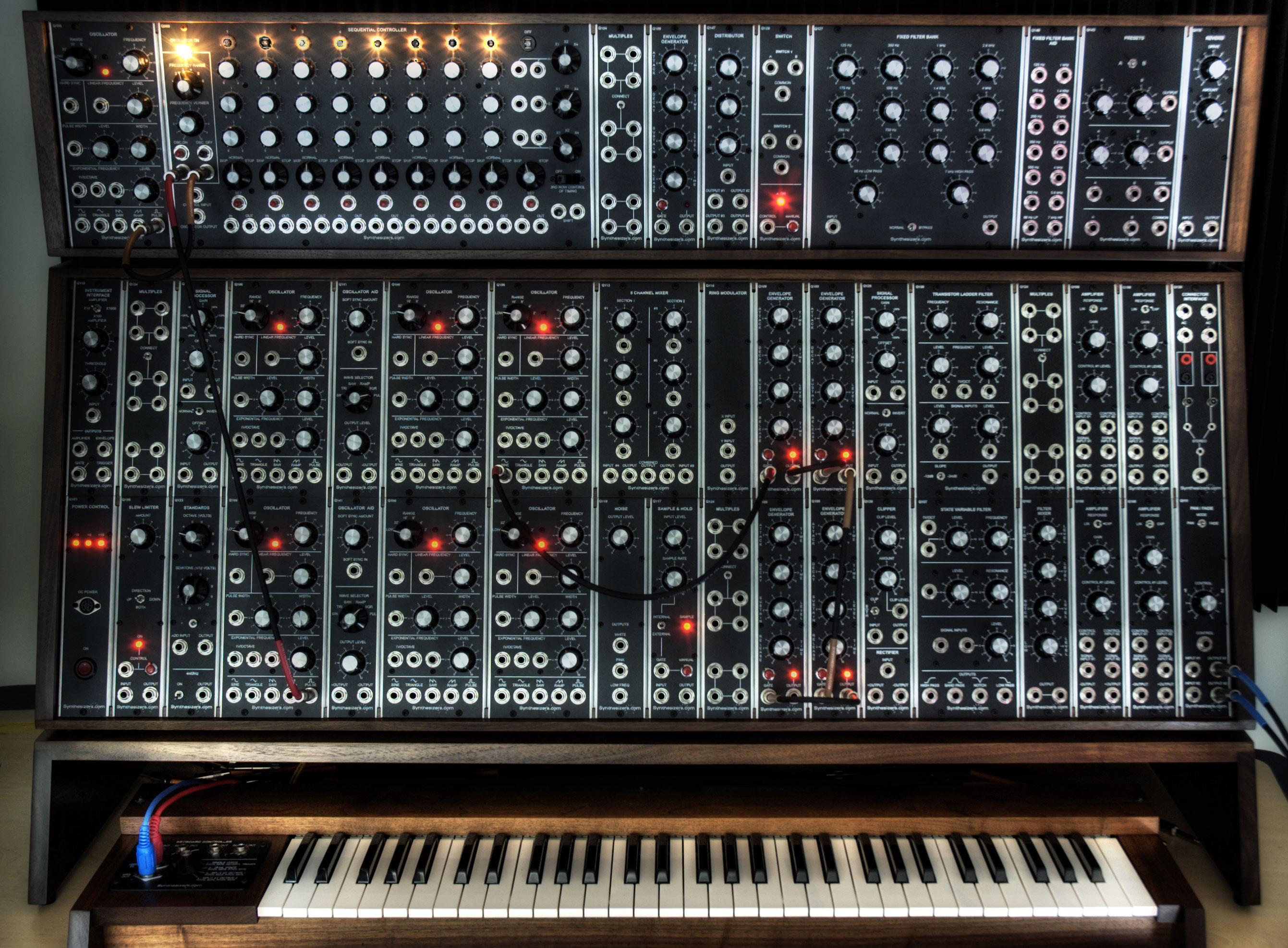 Moog Modular Synthesizer : robert moog joe blogs ~ Vivirlamusica.com Haus und Dekorationen