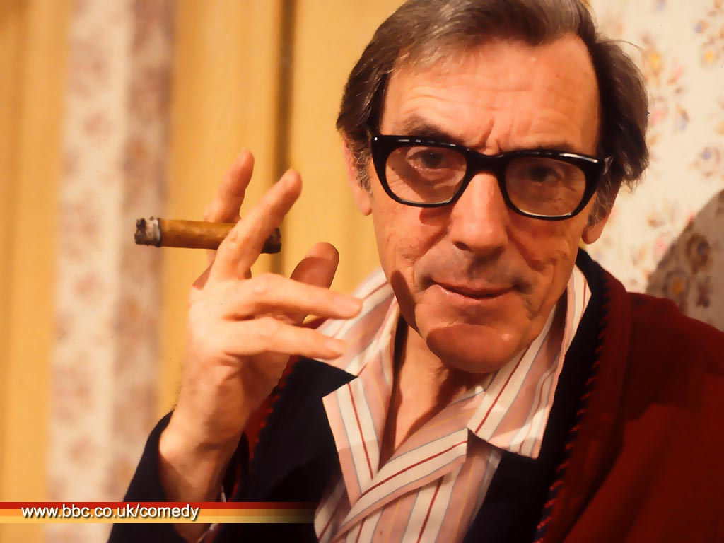 Sad news at Christmas Eric-sykes-01