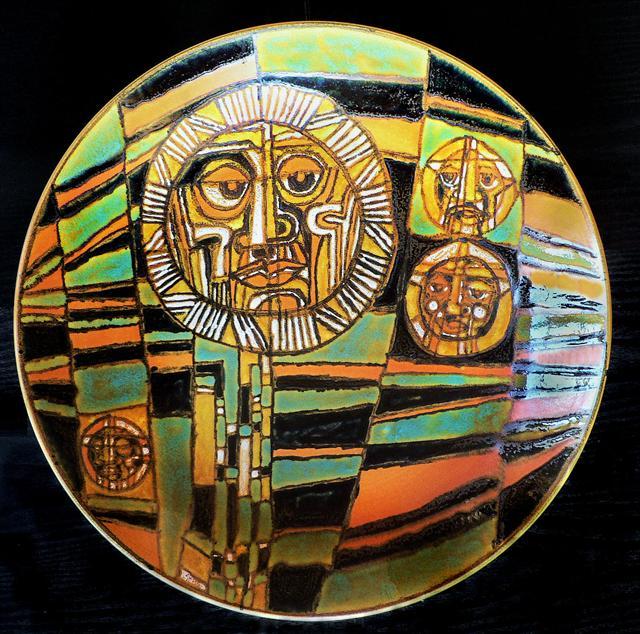 Tony Morris Poole Pottery Joe Blogs