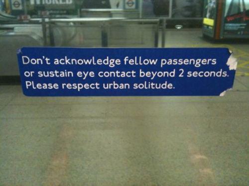 Underground Guerrilla Signs.. (3/6)