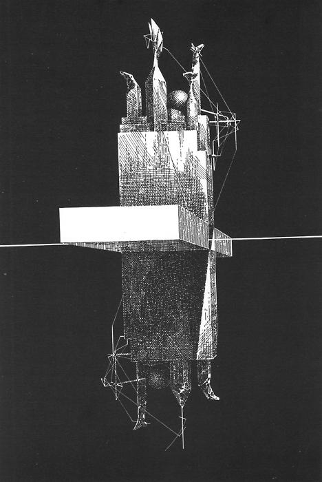 Lebbeus Woods - A Visionary Architect (5/6)