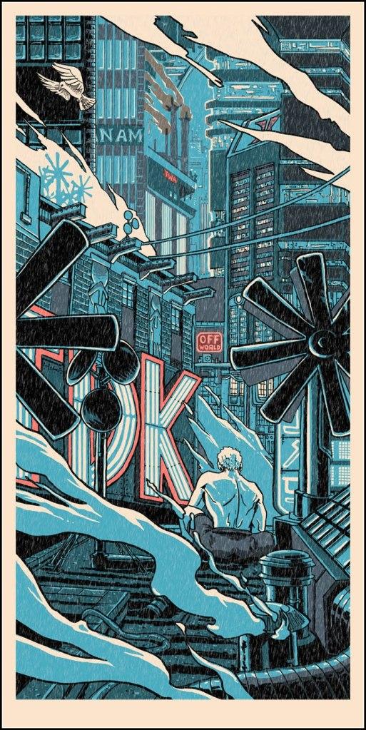 Tears In The Rain by Tim Doyle