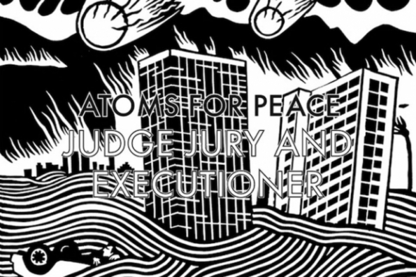 Atoms for Peace - Judge Jury Executioner