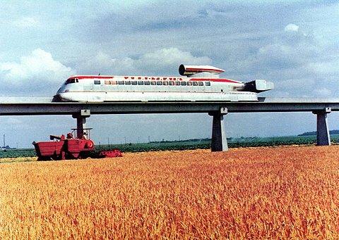 Bertin monorail