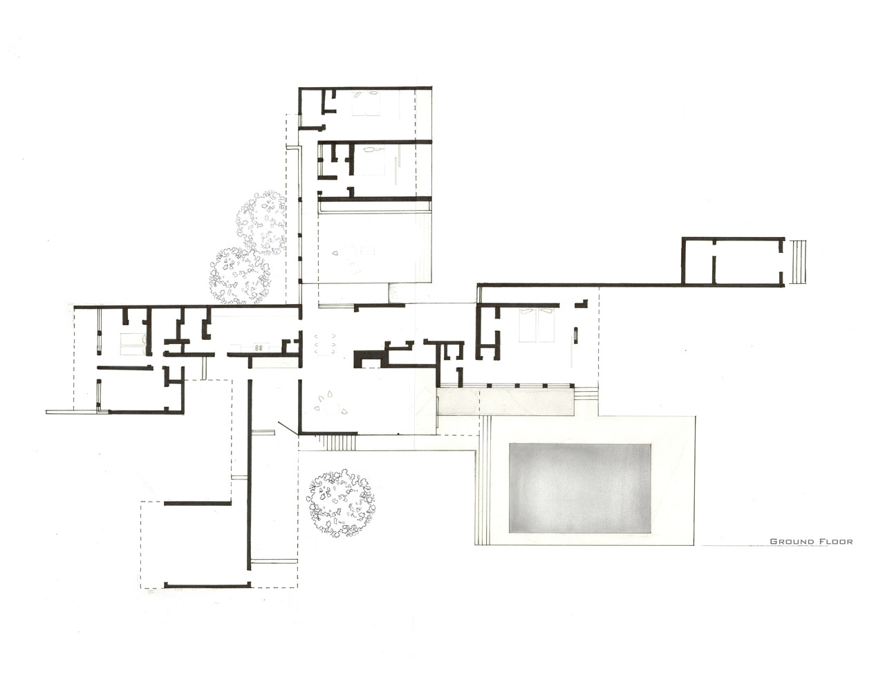 1000 images about plans on pinterest richard neutra for House floor plans zambia