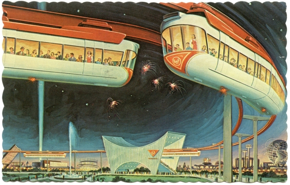 New_York_World's_Fair_The_AMF Monorail_83734_B