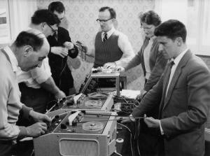 BBC Radiophonic Workshop - early 1960s