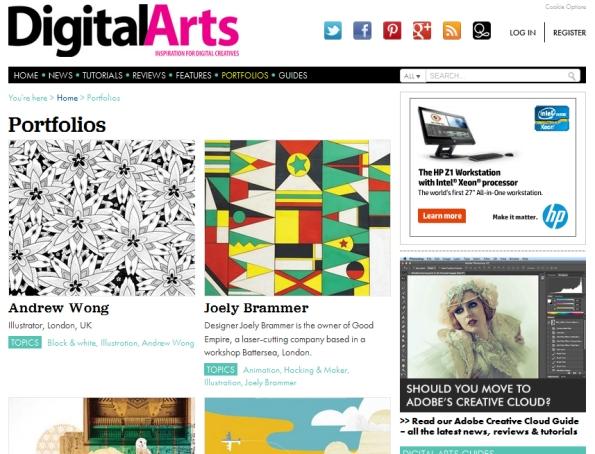 Wong online digital arts