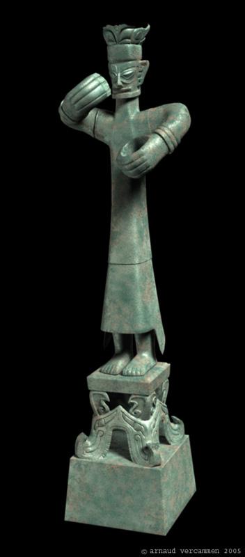sanxin_statue_1