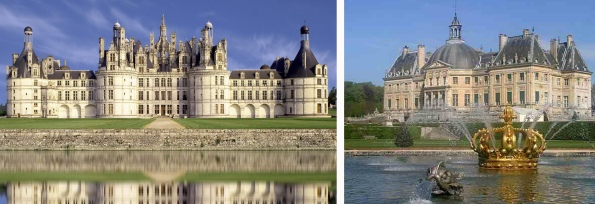 Chateaus Loire Valley